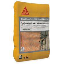 Spojovací můstek a ochrana výztuže Sika MonoTop 2001 15 kg
