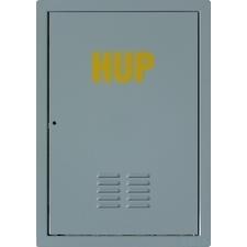 Dvířka revizní HUP M&D 400×600 mm RAL 7038