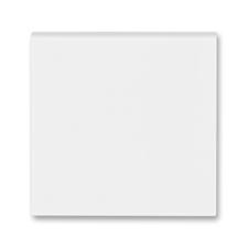 Kryt spínače kolébkového Levit bílá / ledová bílá
