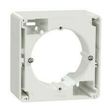 Krabice nástěnná Schneider Sedna Design bílá
