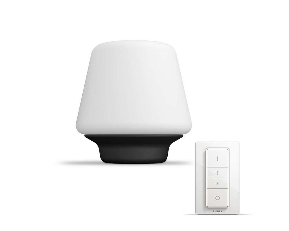 Stolní LED lampa 9,5W, Philips Hue Wellness, bluetooth