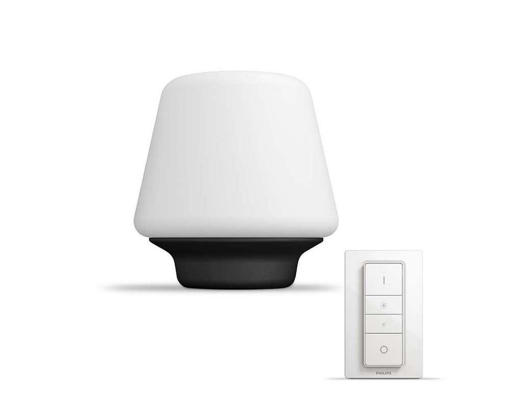 Stolní LED lampa 9,5W, Philips Hue Wellness