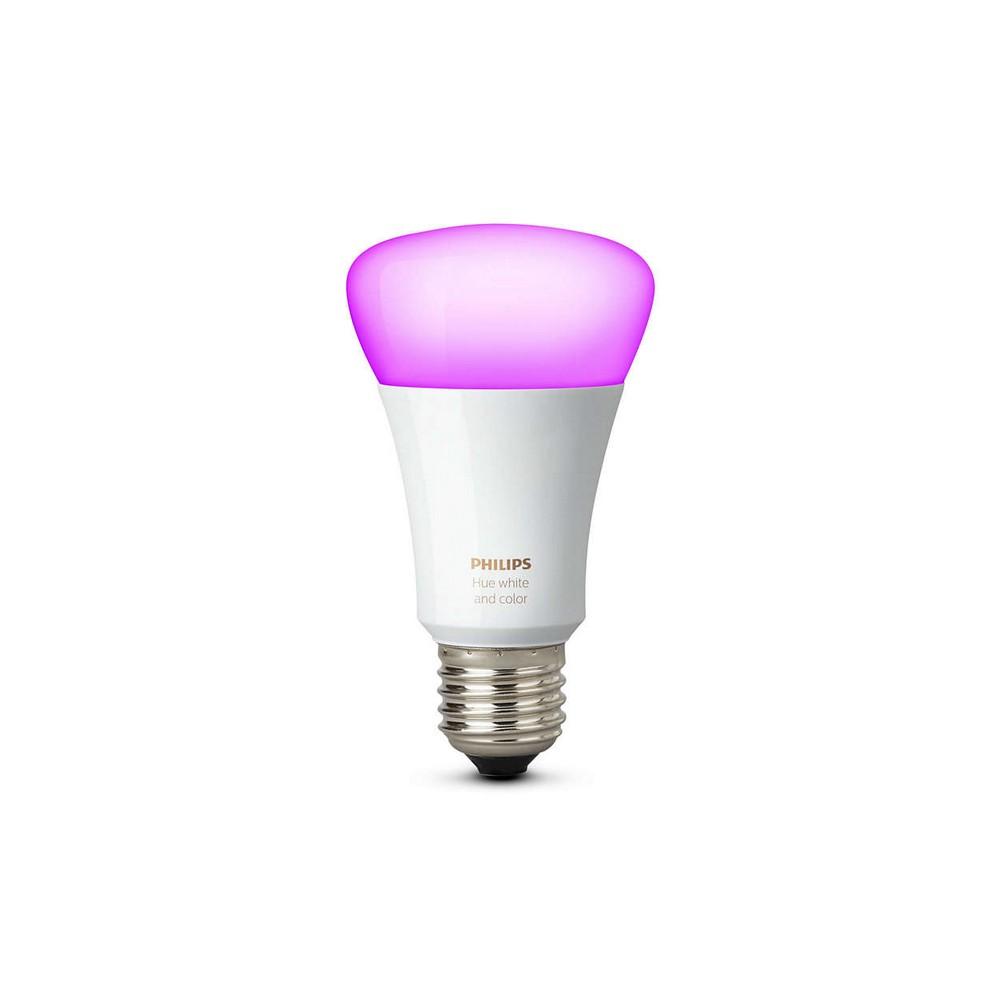 Philips Hue White and color ambiance LED žárovka E27 10 W