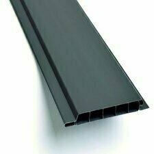 Palubka obkladová plastová grafit 100×9×3000 mm