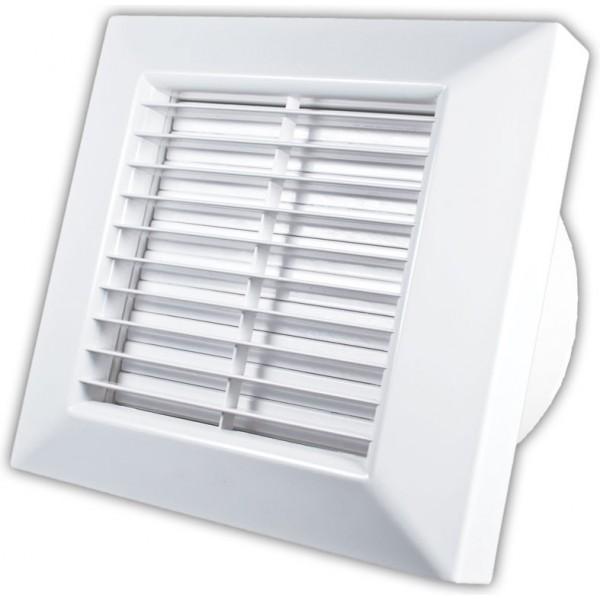 Ventilátor se senzorem vlhkosti, PRIMO base 100 AH