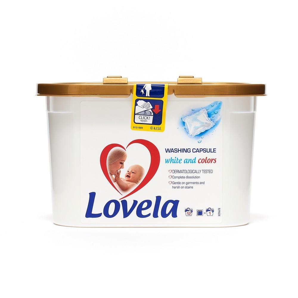 Gelové kapsle LOVELA 12 ks