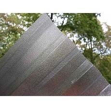 Polykarbonátová trapézová deska Marlon CSE TR 76/16, bronz (0,8x1060x2000 mm)