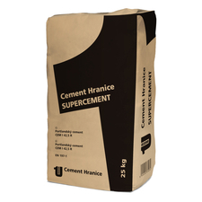 Cement portlandský Hranice SUPERCEMENT 42,5R  25 kg