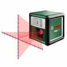 Laser křížový Bosch Quigo Plus +stativ