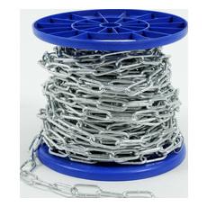 Řetěz dlouhé oko DIN 5685C 4×32 mm 38 m