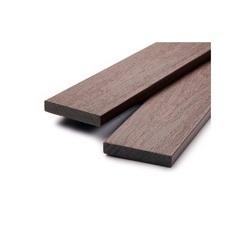 Plotovka dřevoplastová DŘEVOplus PROFI walnut oblouk 15×138 mm