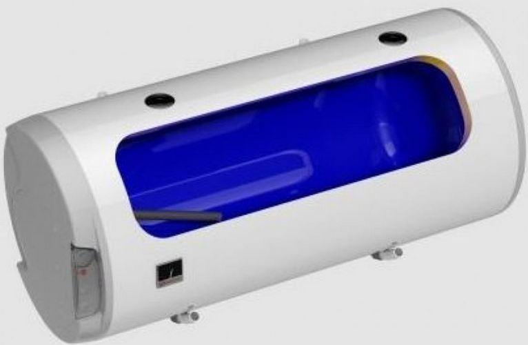 Kombinovaný ohřívač vody Dražice OKCV 200, vodorovný levý