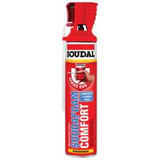Montážní pěna Soudafoam Comfort 600  ml, trubičková
