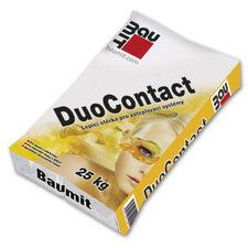 Hmota lepicí a stěrková Baumit DuoContact 25 kg
