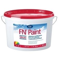 Malba  FN nano Paint silicate bílý 20 kg