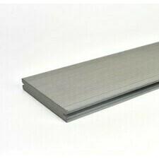 Prkno terasové dřevoplastové Twinson Massive odstín kámen 140x20×6000 mm