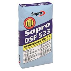 Spárovací hmota Sopro DSF 523 do vlhkého prostředí 20kg/bal