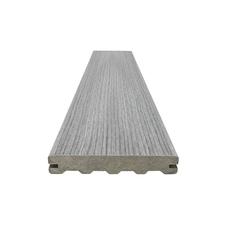 Prkno terasové dřevoplastové WOODPLASTIC FOREST PLUS PREMIUM inox