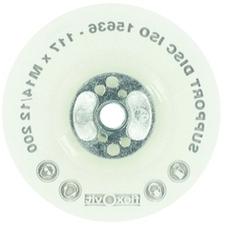 Podložka pod fíbrový kotouč Flexovit 125×22,23 mm