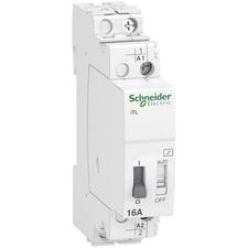 Relé impulzní Schneider Acti 9 iTL A9C30811, 16 A, 1 S
