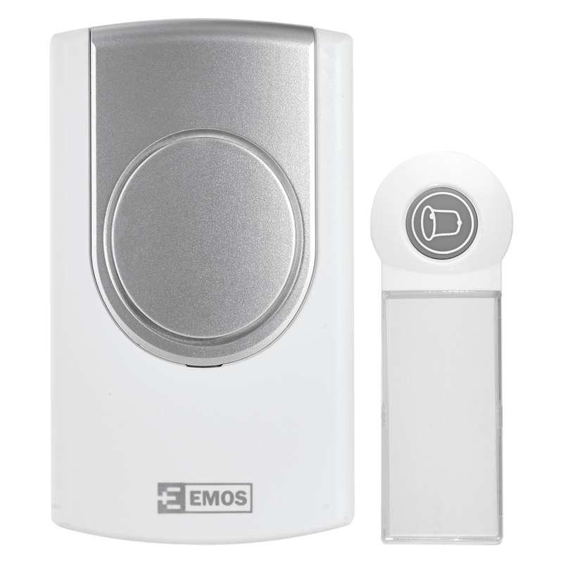Zvonek bezdrátový bateriový, EMOS P5723