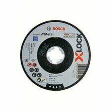 Kotouč řezný korundový Bosch Expert for Metal X-LOCK 125×22,23×1,6 mm 25 ks