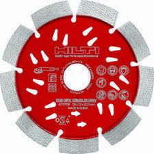 Rozbrušovací kotouč univerzální HILTI EQD SPX 125/22