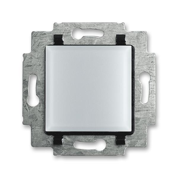 Přístroj osvětlení signalizačního s LED Swing bílá
