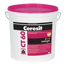 Designová omítka Ceresit CT 60 VISAGE cihelné zdivo, odstín Dominicana Beige 25 kg