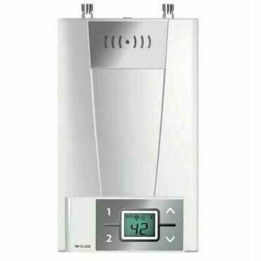 Elektrický průtokový ohřívač Clage CFX-U 11/13 kW 400 V