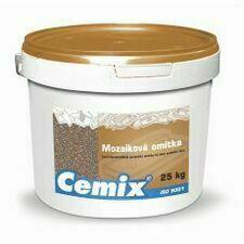 Omítka mozaiková Cemix odstín č. 103 15 kg