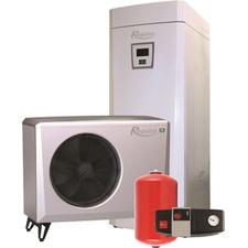 Čerpadlo tepelné vzduch/voda Regulus EZ 408 SET sestava pro vytápění a příravu