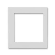 Kryt rámečku 55×55 krajní Levit šedá