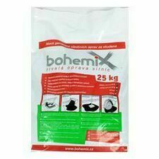 Bohemix studená obalovaná asfaltová směs (25kg/bal)