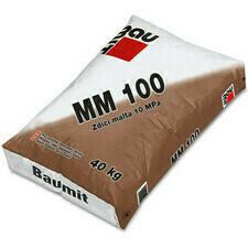 Malta zdicí Baumit MM 100 40 kg