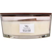 Vonná svíčka loď White Tea & Jasmine