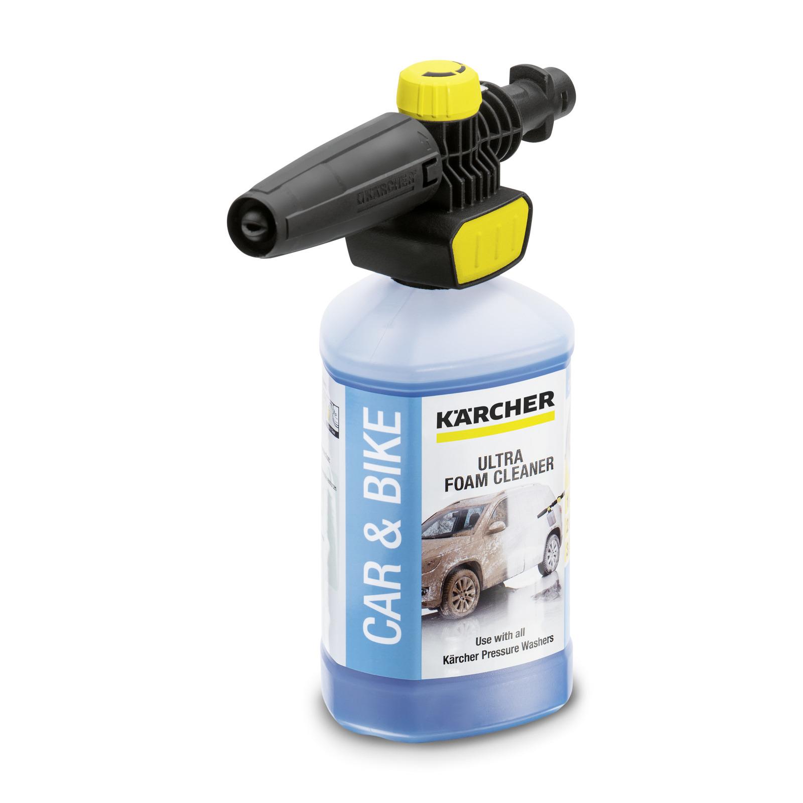 Tryska pěnovací + čistič pěnovací Kärcher Foam Jet Connect 'n' Clean 10 C 1 l