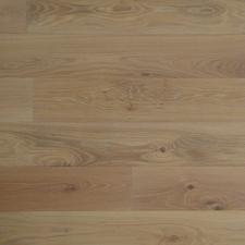 Podlaha dřevěná EkoWood Classic bílá, 192×1 820×13,5 mm