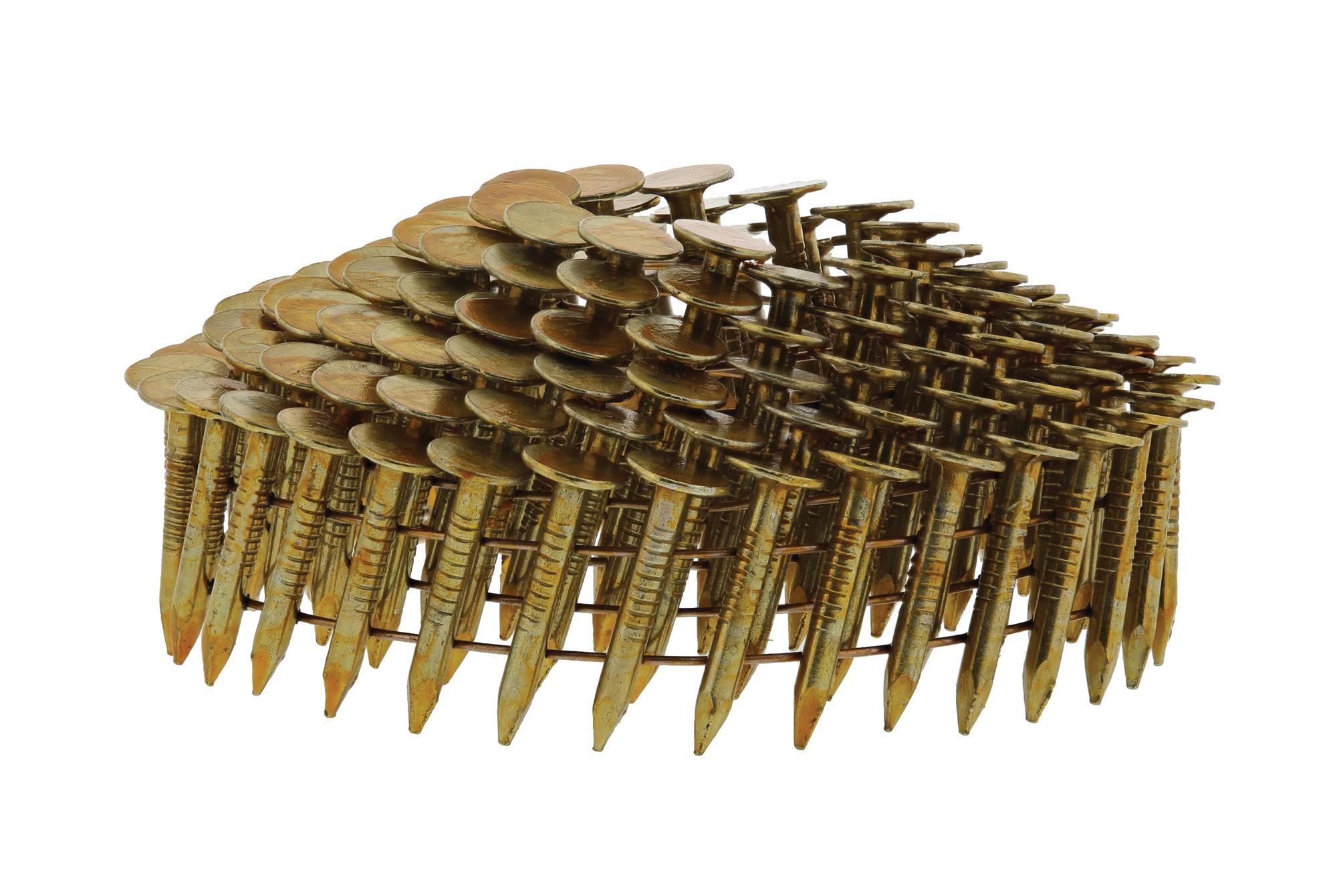 Hřebíky Haubold hladké 16 ° 3×25 mm