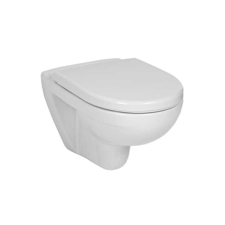 Závěsné WC LYRA Plus 53 cm