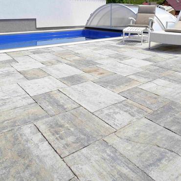 Dlažba betonová BEST ALTEA standard arabica výška60 mm