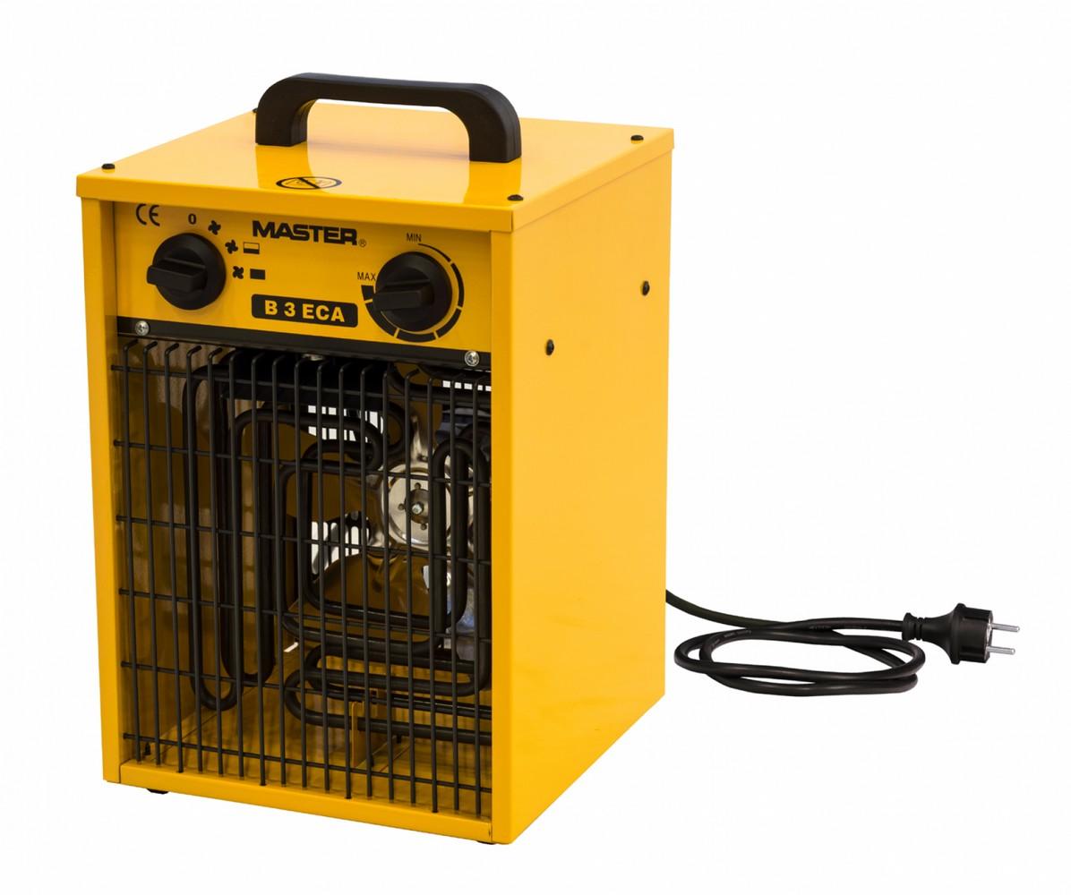 Elektrické topidlo Master B3 ECA