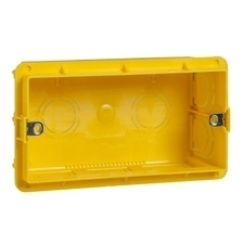 Krabice instalační Schneider Unica Allegro, 4 moduly