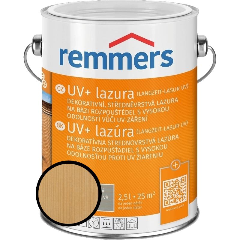 Lazura na dřevo Remmers UV+ bezbarvý 5 l