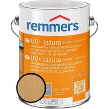 Lazura na dřevo Remmers UV+ bezbarvý 2,5 l