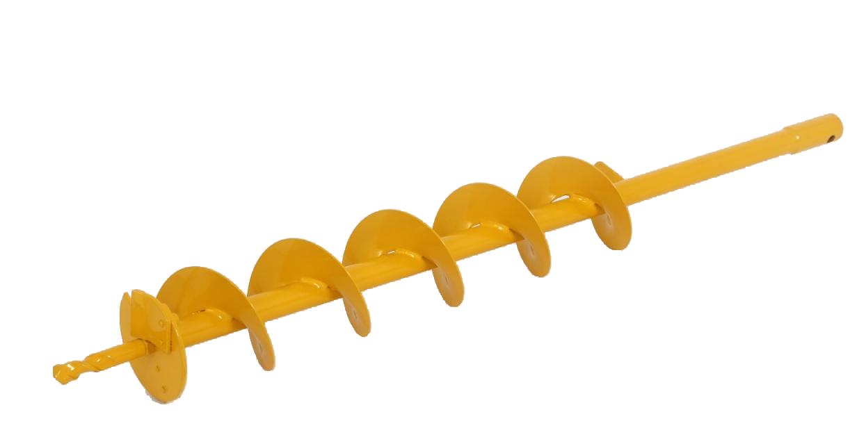 Zemní vrták 100×530×910 mm