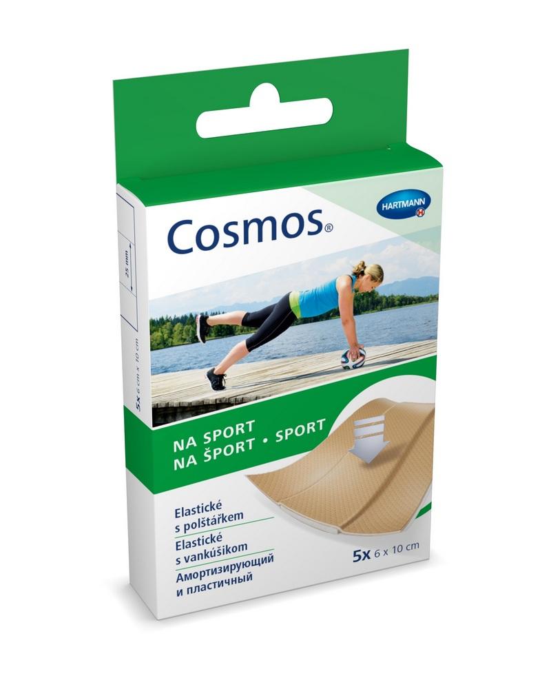 Náplast Cosmos na sport 5 ks 6×10 cm, cena za ks