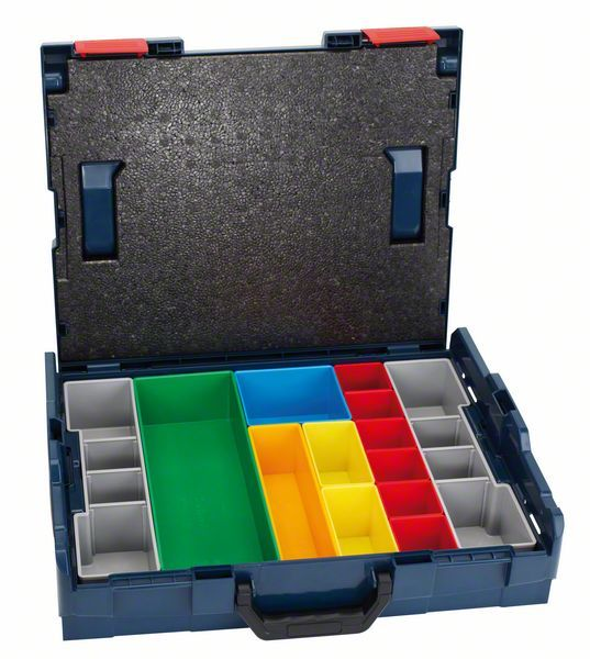 Box BOSCH L-BOXX 102 Professional, set 13 kusů