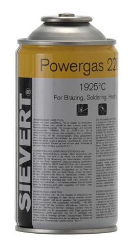 Kartuše plynová Sievert Powergas 2203-83 300 ml