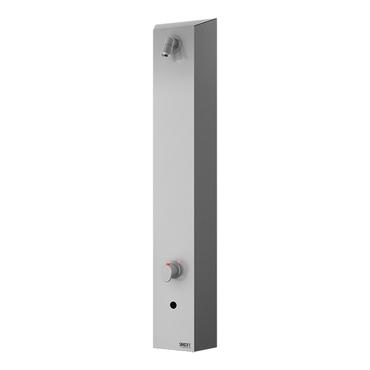 Panel sprchový Sanela SLSN 02ET, nerezový